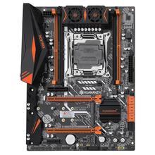 HUANANZHI placa base X99 con ranura M.2 NVME NGFF, LGA2011 3, DDR4, 4 canales, 4 x USB3.0, 6 x SATA3.0, puertos