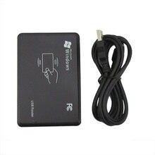 RFID 13.56Mhz IC USB قارئ 14443A بطاقة NFC قارئ البطاقة الذكية متنوعة شكل الناتج قابل للتعديل لا حاجة من سائق