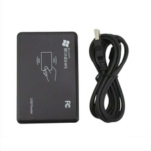 RFID 13.56Mhz IC USB okuyucu 14443A NFC kart okuyucu akıllı kart çeşitli Format çıkış ayarlanabilir gerek sürücü