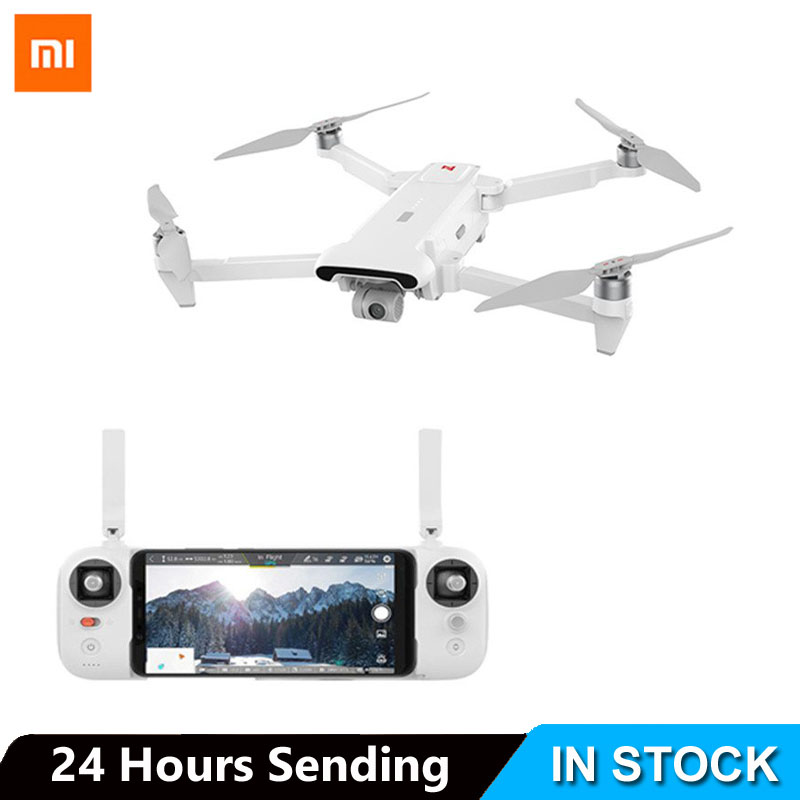 Xiaomi FIMI X8 SE 5KM FPV With 3-axis Gimbal 4K Camera GPS 33mins Flight Time RC Drone Quadcopter RTF Xiaomi Ecosystem Product