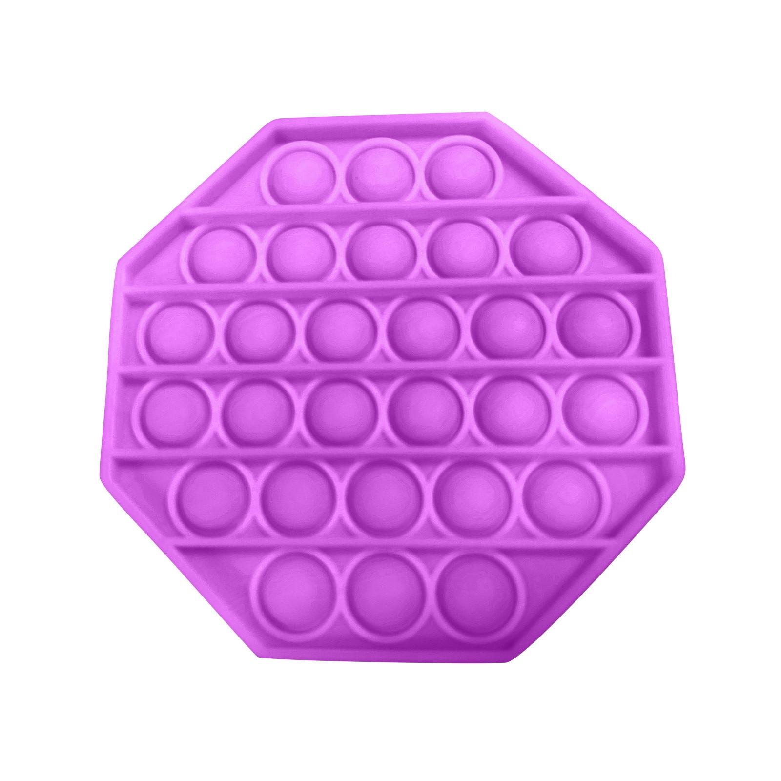 Toy Fidget-Toys Sensory-Toy Needs-Stress Push Bubble Popit Special Kids Simple Dimple img3