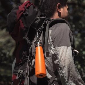 Image 5 - Youpin תרמוס KKF בקבוק ואקום 24h בידוד תרמוסים נירוסטה בקבוק 475ML נסיעות כוס ספורט ספל OLED טמפרטורה כוס
