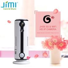 Jimi câmera de segurança jh09, 3g, wifi, câmera interna, sem fio, monitoramento de bebê, com armazenamento em nuvem animais de estimação/babá/loja