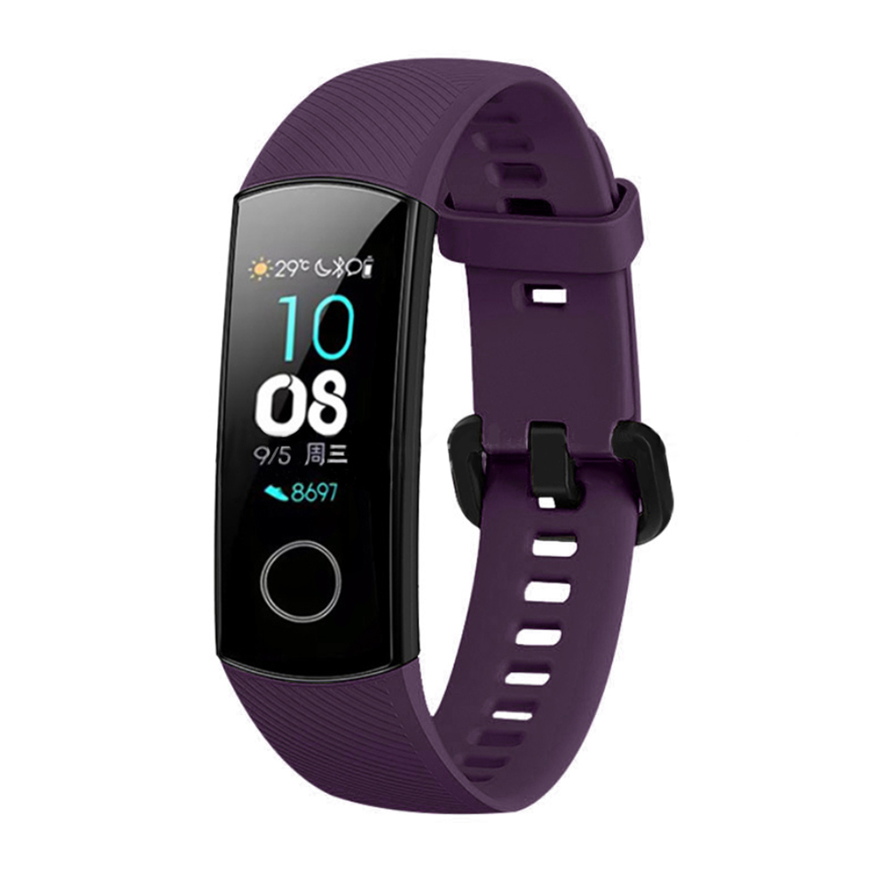 Hc3495e36e54e48f4a3334849f9b8bedaX Huawei Honor Band 5 Fitness Bracelet BT4.2 Sleep Real-Time Heart Rate Monitoring Waterproof Smart Watch Multiple Sports Modes