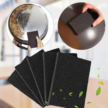 Czarna gąbka z melaminy gumka gąbki do mycia gumka do mycia naczyń gąbki do mycia naczyń Stewpot akcesoria do czyszczenia narzędzi tanie i dobre opinie CN (pochodzenie) Other Ekologiczne KİTCHEN 4*2 5*7cm Dropshipping wholesale