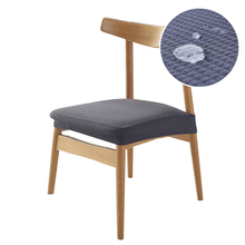 1 4 6 sztuk wodoodporny Stretch pokrowiec na krzesło do jadalni elastan żakardowe ochraniacz na fotel obejmuje elastyczne poszewka pokoju dziennego narzuty tanie tanio CARP TALE A01290 Gładkie barwione Nowoczesne Hotel krzesło Ślub krzesło Bankiet krzesło Elastan poliester Elastic Chair Cover