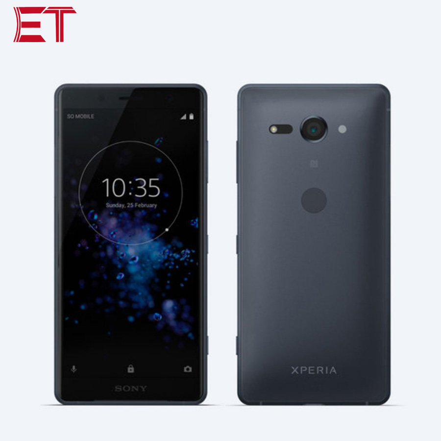 New Sony Xperia XZ2 Compact H8324 LTE Mobile Phone 5.0