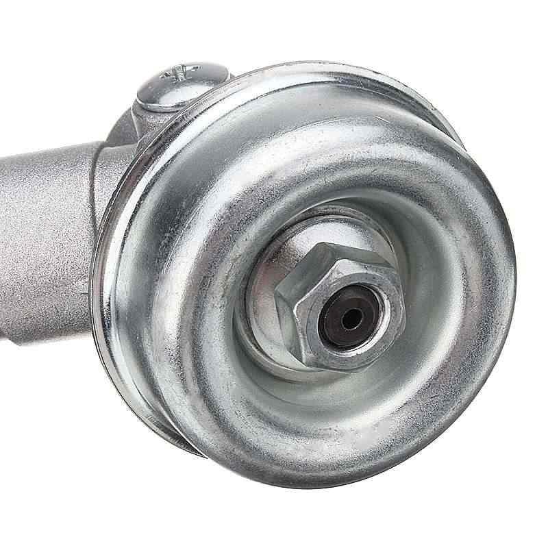 24mm trimmer gearboxs gearboxs cabeça de engrenagem 7 spline gearboxs jardim strimmer gearhead brushcutter grama trimmer substituir ferramenta