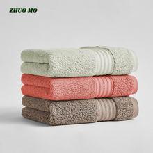 Zhuo mo 36*82 см роскошные египетские хлопчатобумажные полотенца