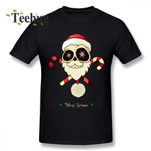 Deadpool Cool T Shirt Santa Claus Homme Tee New Custom For Unisex Novelty Unique Design Graphic Boy
