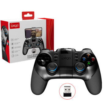 2019 New PG 9156 Batman Gaming Bluetooth 2.4G Wireless Controller Gamepad Joystick For PS3 Android Phone Tablet PC Laptop