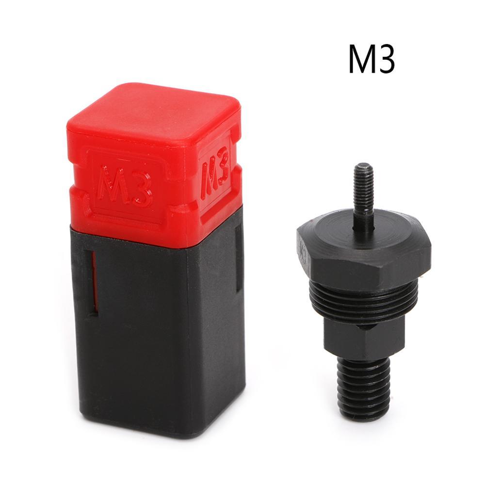 Riveter Gun Part Threaded Mandrel Replacement For Hand Nut Rivet Metric M3-M12