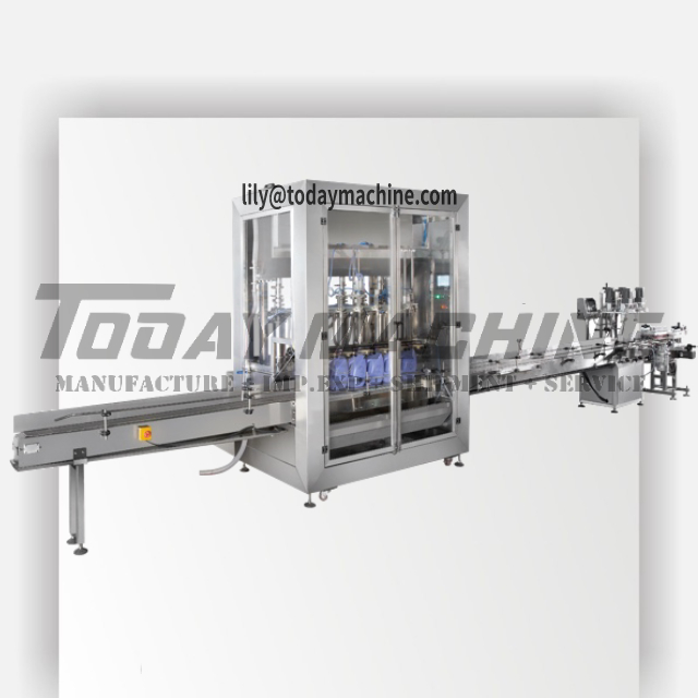 2020 Automatic Liquid Water Bottle Blowing Filling Capping Combiblock Machine Beverage Production Line