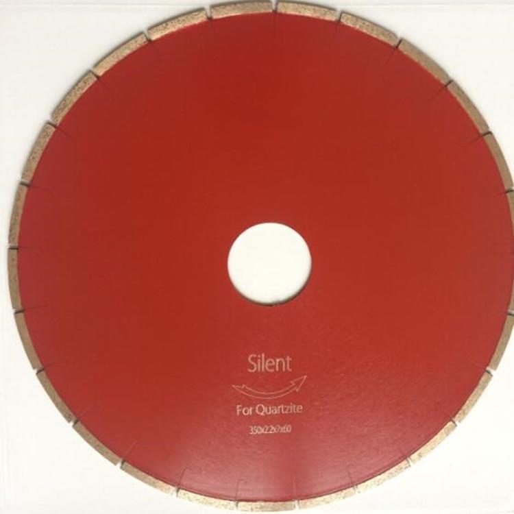 disco de corte quartzo 10 Polegada lâminas