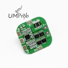 4S 20A 14.8V 16.8V Li ion Battery18650 BMS Lityum PCM Koruma PCB kartı