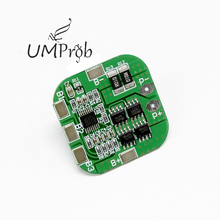 4s 20A 14.8 فولت 16.8 فولت ليثيوم أيون Battery18650 BMS ليثيوم PCM حماية لوحة دارات مطبوعة