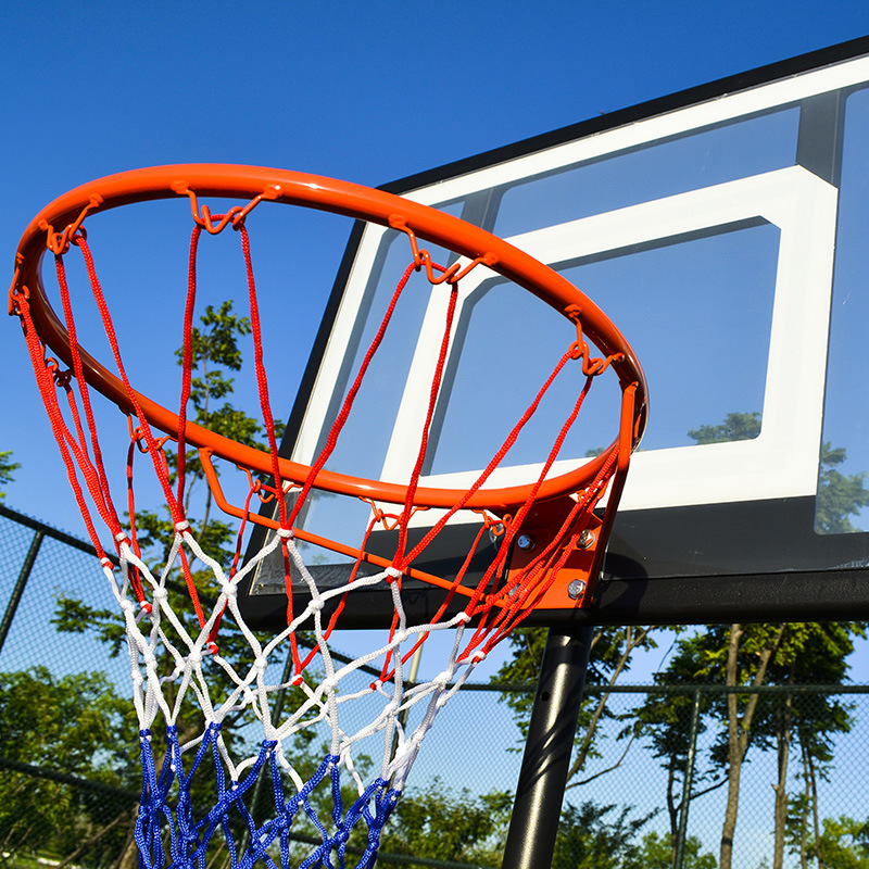Casual Sports Indoor Basketball Frame Basket Box Outdoor Adjustable Children's Basketball Stand Height-Adjustable 1.6 -2.1 M