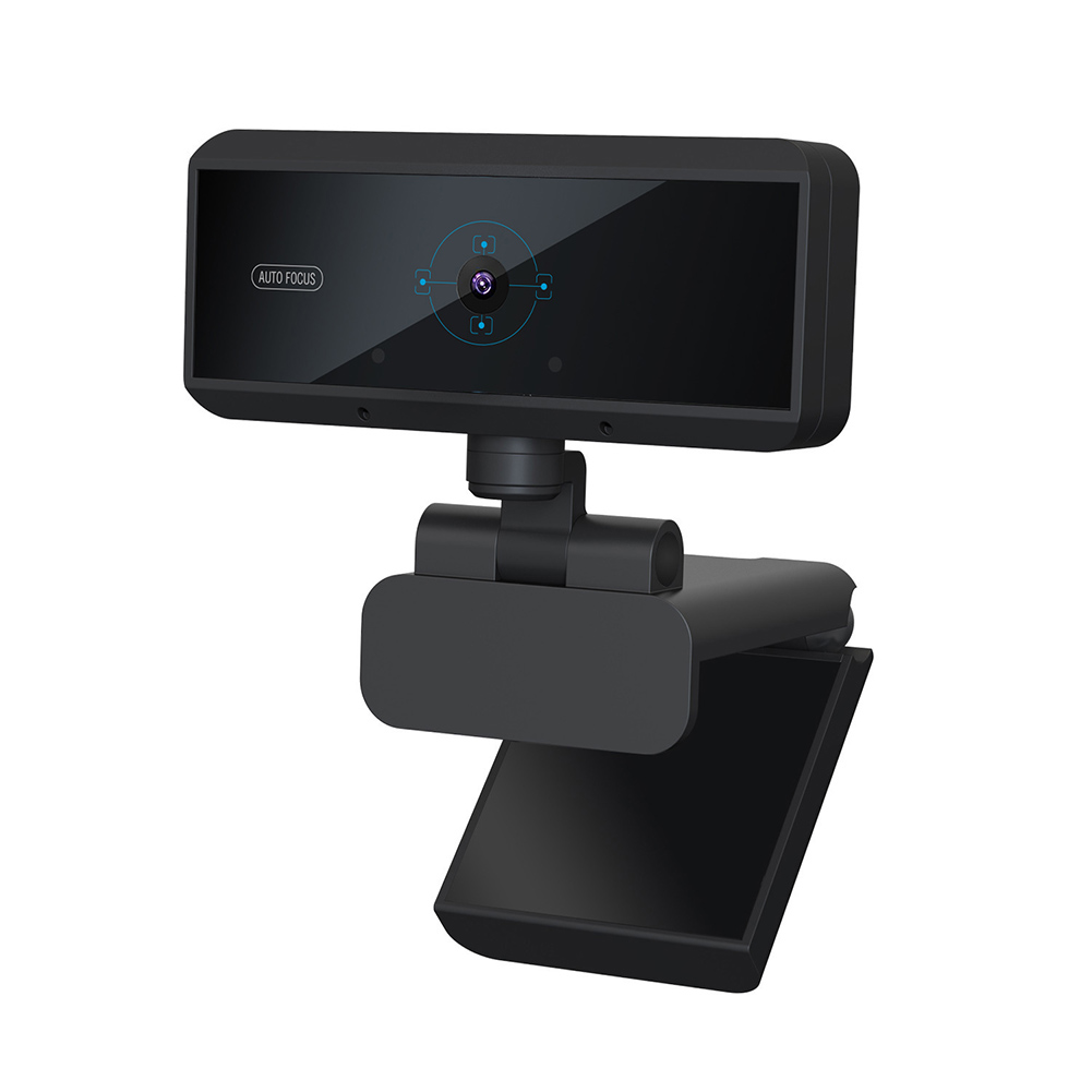 Hd 1080p 5mp Webcam Built In Microphone Auto Focus High End Video