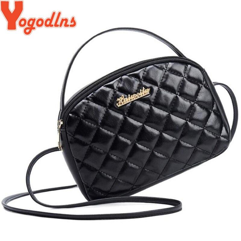 Yogodlns Vintage Small Plaid Handbags High Quality Ladies Purse Women Clutch Famous Designer Shoulder Messenger Crossbody Bags