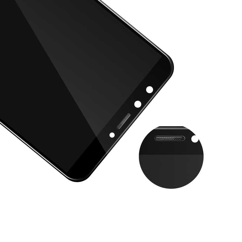"""Màn Hình Hiển Thị 5.93 """"Cho Huawei Y9 2018 Màn Hình LCD Hiển Thị Bộ Số Hóa Cảm Ứng Cho Thưởng Thức 8 Plus FLA-L22 FLA-LX2 FLA-AL00 FLA-LA10"""