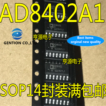 5Pcs AD8402A1 AD8402AR1 AD8402ARZ1 SOP-14 Digital Potentiometer Chip   in stock  100% new and original