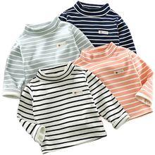 Детские свитера осенне зимнее бархатное утепленное цельное термобелье