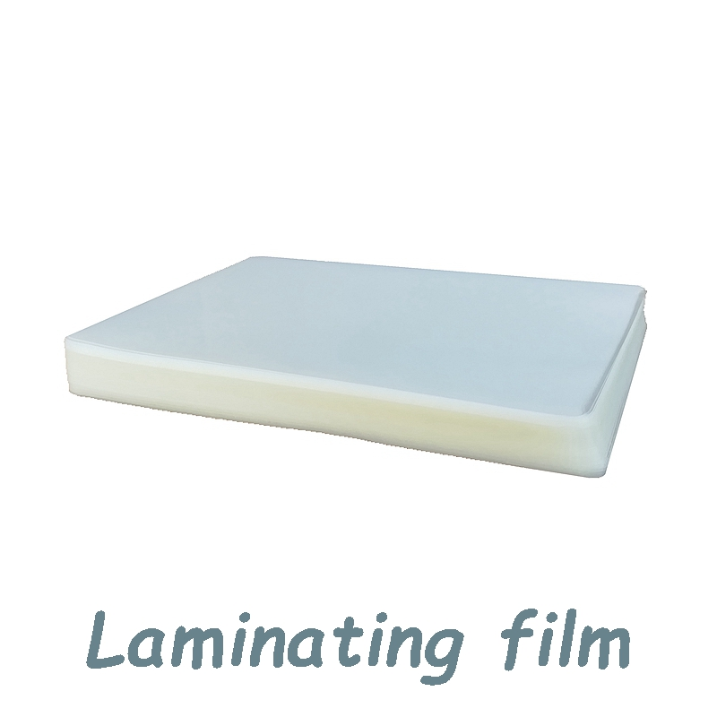 50 micron 20 <font><b>sheets</b></font>/pack A3A4 A6 4R 5R size <font><b>PVC</b></font> PET hot Laminator film photo paper Retaining Picture waterproof plastic film image