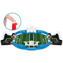 Table Football Game Finger Football Toy Puzzle Two-player Mini Tabletop Soccer Party Games Toys for Kids children Adults(China)