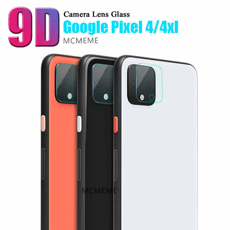For Google Pixel 4XL 4 xl Wear Resistant Camera Lens Protective Protector for Google Pixel4 XL Pixel 4XL Tempered Glass Film