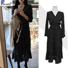 2020 Spring Date Dresses Long Maxi Design Hot Sales Women Ko