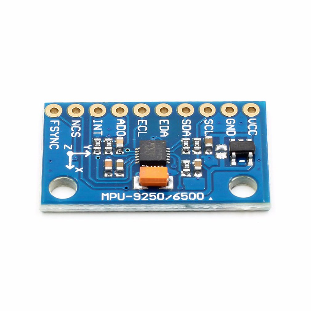 Mpu-9255 Gy-9255 Nine-axis Attitude Three-axis Electronic Compass Acceleration Gyro Module Exquisitely Designed Durable
