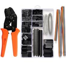 SN 28B 1550 Stuks dupont krimptang tangen set gereedschap tang terminal huls crimper wire hand tool set terminals klem kit tool