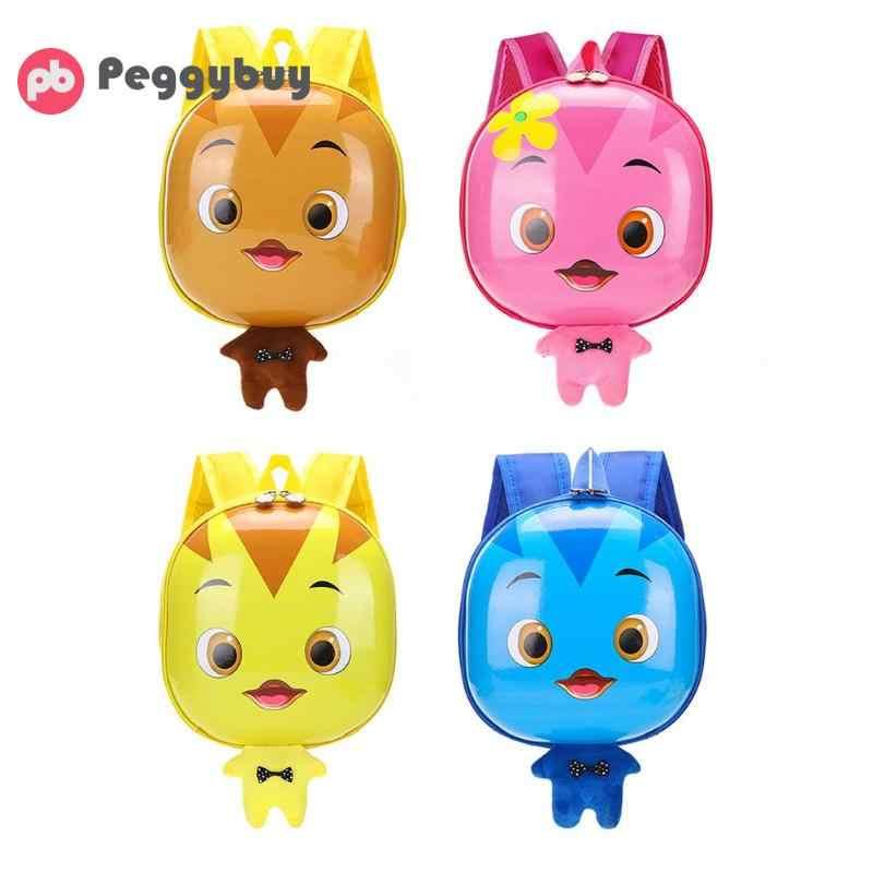 2019 miniony 3D dla dzieci plecak dla dzieci Puppy mochilas infantis Cartoon dzieci torby szkolne piękne tornister szkoła plecak torba dla dzieci