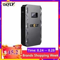 GKFLY 높은 용량 1500A 시작 장치 12V 자동차 점프 스타터 보조베터리 자동차 배터리 부스터 led에 대 한 가솔린 디젤 자동차 충전기