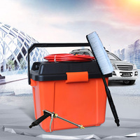 Car wash artifact Home Charging Portable High pressure pumps In vehicle wireless Car washer tool