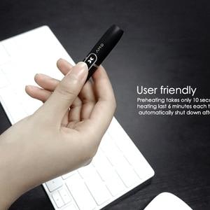 Image 4 - חום לא לשרוף עד יותר מ 25 רציף Smokable סיגריה אלקטרונית Vape 2600mAh Build in סוללה עבור IQO מקלות Vs JOU