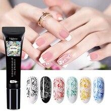 3D лак для ногтей Гель-лак для живописи лак для ногтей УФ светодиодный Гель-лак для ногтей украшения ногтей