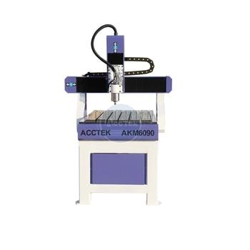 Высокоскоростной фрезерный станок с ЧПУ 600*900 мм для резки древесины, MDF, фанеры, рекламы
