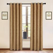1PC Double-Sided Chenille Curtains for Living Room Modern Window Treatment for Bedroom Curtain