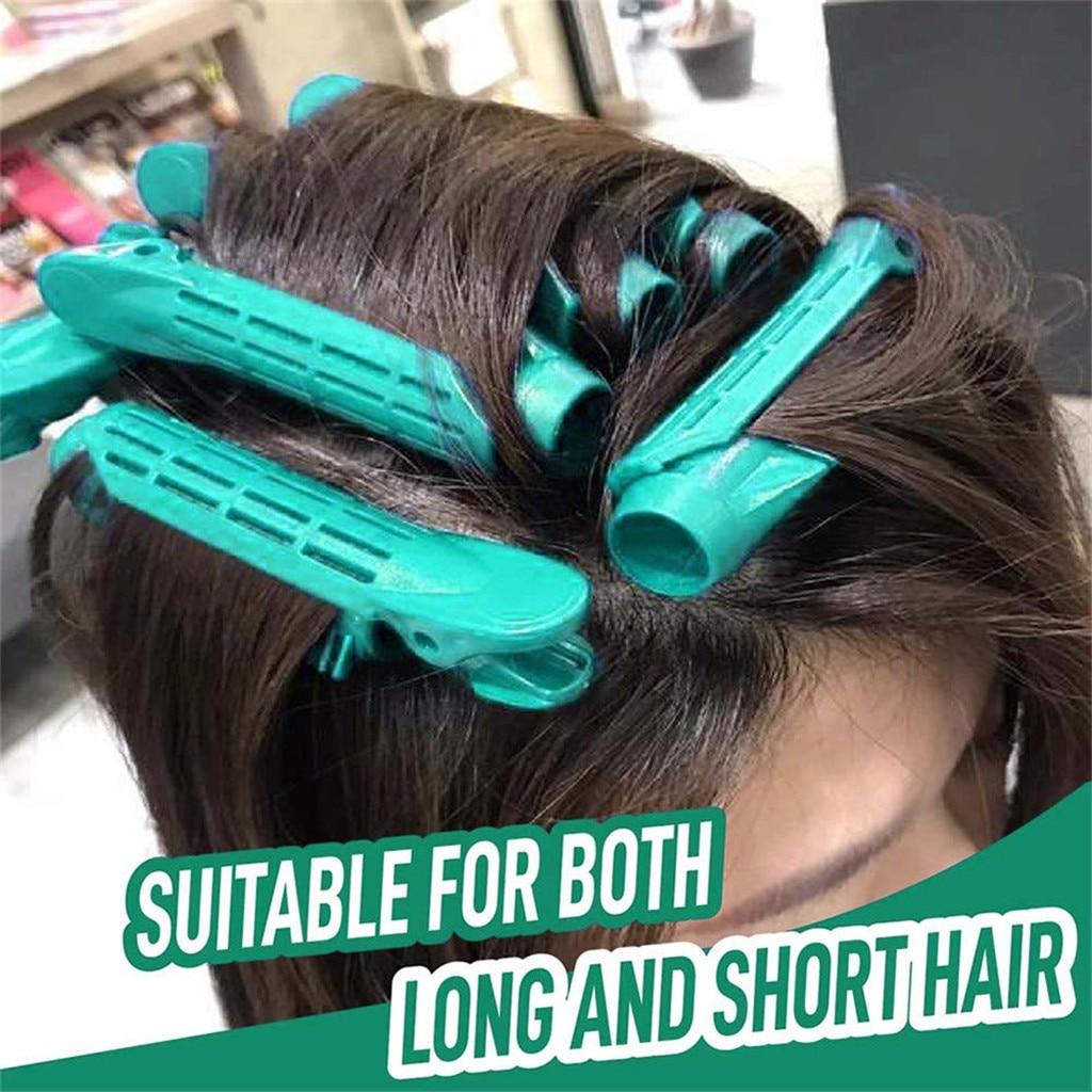 Новинка 4 шт. объемный зажим для корня волос бигуди роллер волна пушистый зажим инструмент для укладки ролики для волос|Зажимы для одежды|   | АлиЭкспресс