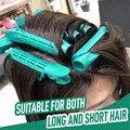 Новинка 4 шт. объемный зажим для корня волос бигуди роллер волна пушистый зажим инструмент для укладки ролики для волос