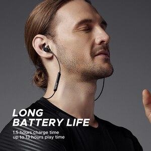 Image 5 - SoundPEATS Magnetische Bass Drahtlose Bluetooth In Ear Ohrhörer Sport IPX6 Wasserdichte Kopfhörer mit Mic für iPhone Q30 HD