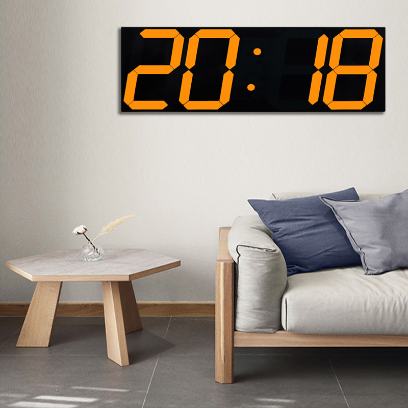wall clock wand uhr wall clock sticker 3д часы на стену hourglass relogio digital parede clock vst ?alar saat horloge digitale image