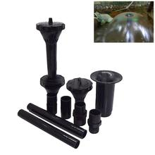 Набор насадок для фонтанов, 9 шт., распылительные головки для пруда, фонтана, погружной насос для бассейна