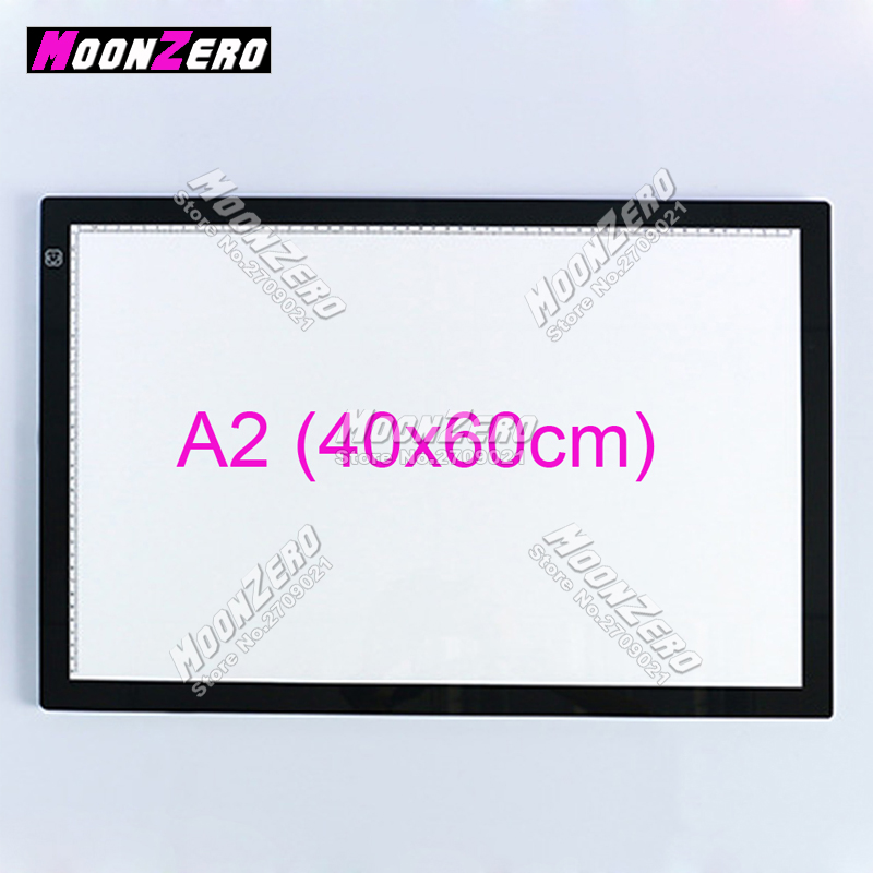 New LED <font><b>Light</b></font> <font><b>Pad</b></font> Diamond Painting Lightpad Board Diamond Painting Accessories Tool Kits A1 <font><b>A2</b></font> A3 A4 A5 Drawing Graphic Tablet image
