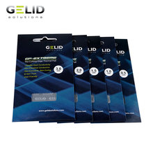 GELID – tapis thermique en Silicone Notobook, pour pont nord-sud 12W/mk 80x40mm 0.5mm/1.0mm/1.5mm/2.0mm/3.0mm