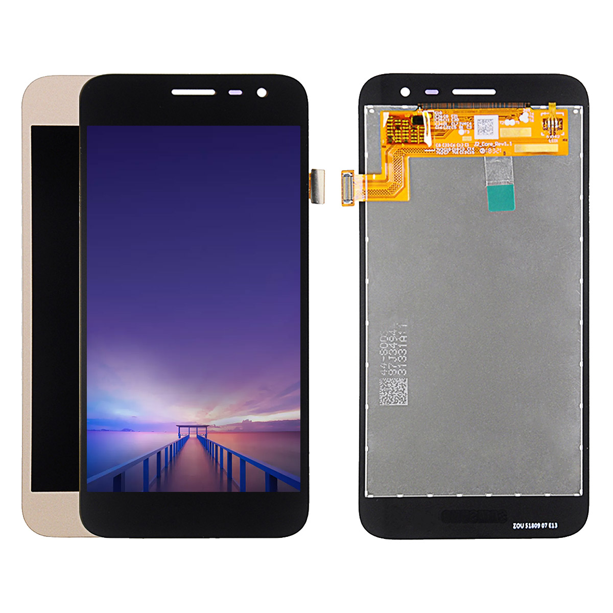 For Samsung J260 SM-J260 Display Lcd Screen Replacement For Samsung J2 Core SM-J260G J260F J260FN Lcd Display Screen