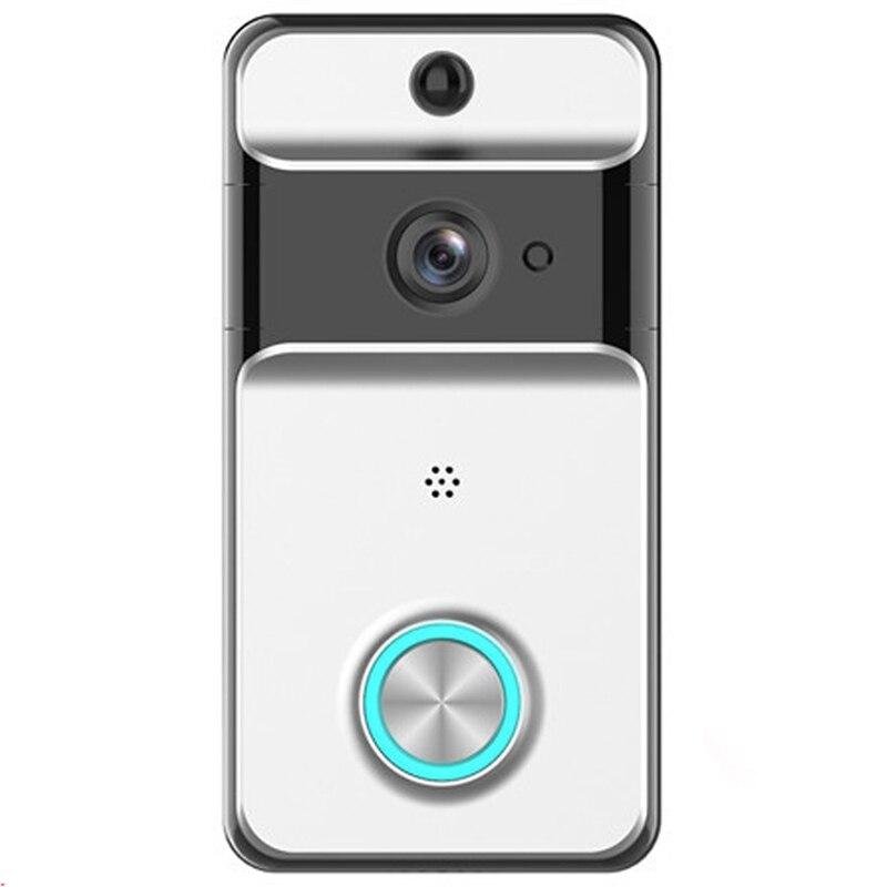 ABKT-Video Doorbell Waterproof Infrared Camera Wireless Wifi Intelligent Video Walkie-Talkie System