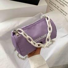 Модный дизайн женские Мини нейлоновые сумки подходящие ко всему