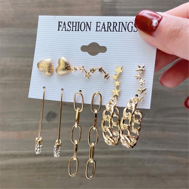 gorgeous multi earring sets 5